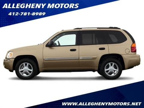 2005 GMC Envoy for sale at Allegheny Motors in Pittsburgh PA