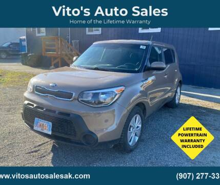 2016 Kia Soul for sale at Vito's Auto Sales in Anchorage AK