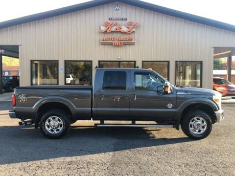 2015 Ford F-250 Super Duty for sale at K & L AUTO SALES, INC in Mill Hall PA