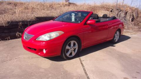 2006 Toyota Camry Solara for sale at 6 D's Auto Sales MANNFORD in Mannford OK