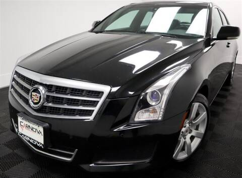 2013 Cadillac ATS for sale at CarNova in Stafford VA