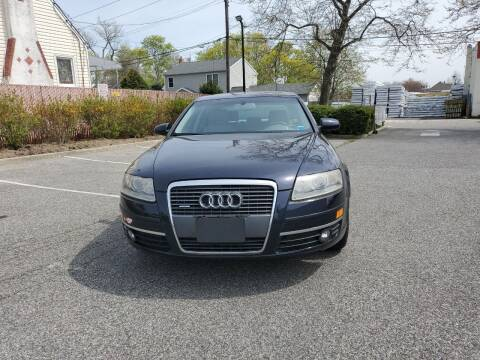 2007 Audi A6 for sale at RMB Auto Sales Corp in Copiague NY