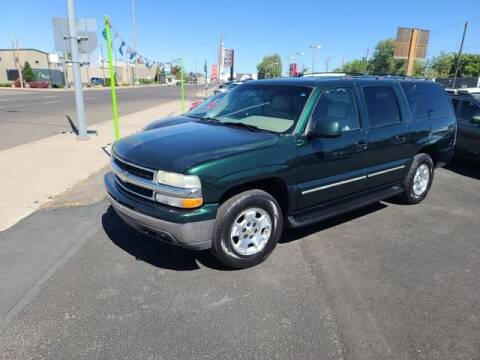 2001 Chevrolet Suburban for sale at Cars 4 Idaho in Twin Falls ID