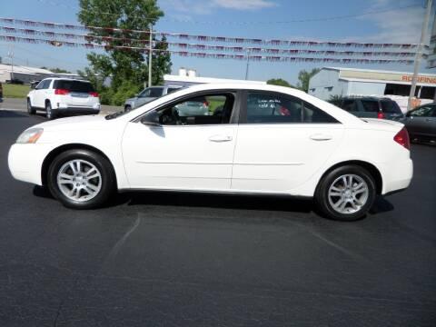 2005 Pontiac G6 for sale at Budget Corner in Fort Wayne IN