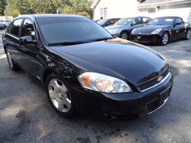 2008 Chevrolet Impala for sale at Philip Motors Inc in Snellville GA