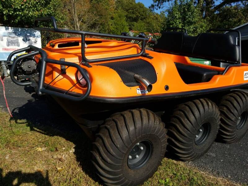 2018 Argo Frontier 6x6 Admiral Tranny for sale at W V Auto & Powersports Sales in Cross Lanes WV
