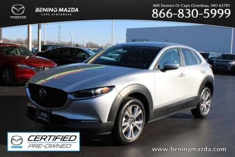 2020 Mazda CX-30 for sale at Bening Mazda in Cape Girardeau MO