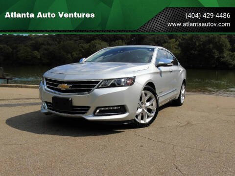 2020 Chevrolet Impala for sale at Atlanta Auto Ventures in Roswell GA