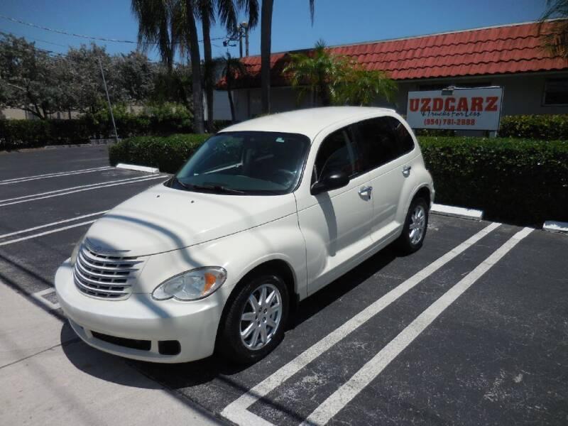 2008 Chrysler PT Cruiser for sale at Uzdcarz Inc. in Pompano Beach FL