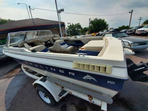 1995 Bayliner marine for sale at Geareys Auto Sales of Sioux Falls, LLC in Sioux Falls SD