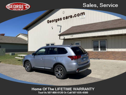 2016 Mitsubishi Outlander for sale at GEORGE'S CARS.COM INC in Waseca MN