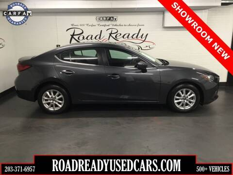 2015 Mazda MAZDA3 for sale at Road Ready Used Cars in Ansonia CT