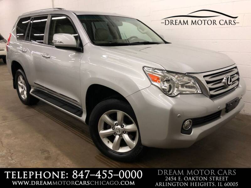 2011 Lexus GX 460 for sale at Dream Motor Cars in Arlington Heights IL