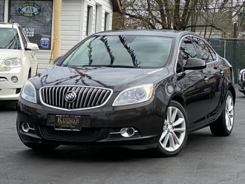 2016 Buick Verano for sale at Kugman Motors in Saint Louis MO
