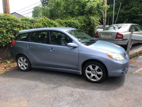 2003 Toyota Matrix for sale at 22nd ST Motors in Quakertown PA