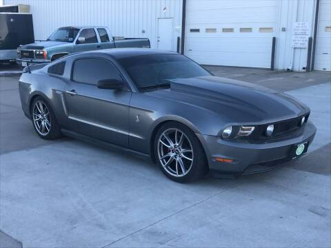 2011 Ford Mustang for sale at Casey's Auto Detailing & Sales in Lincoln NE