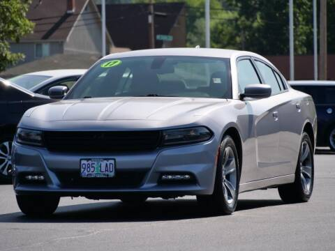 2017 Dodge Charger for sale at CLINT NEWELL USED CARS in Roseburg OR