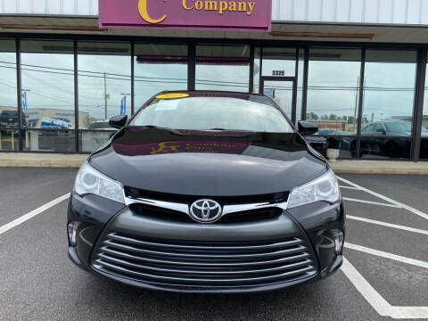 2017 Toyota Camry for sale at DRIVEhereNOW.com in Greenville NC