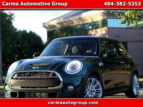 2015 MINI Hardtop 2 Door for sale at Carma Auto Group in Duluth GA