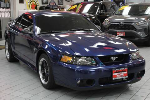 2004 Ford Mustang for sale at Windy City Motors in Chicago IL