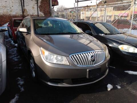 2010 Buick LaCrosse for sale at Brick City Affordable Cars in Newark NJ