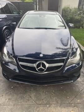 2014 Mercedes-Benz E-Class for sale at Auto Facil Club in Orange CA