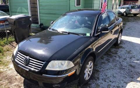 2004 Volkswagen Passat for sale at Castagna Auto Sales LLC in Saint Augustine FL