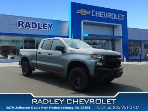 2020 Chevrolet Silverado 1500 for sale at Radley Cadillac in Fredericksburg VA