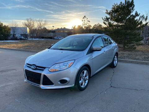 2013 Ford Focus for sale at QUEST MOTORS in Englewood CO