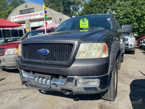 2004 Ford F-150 for sale at Drive Deleon in Yonkers NY