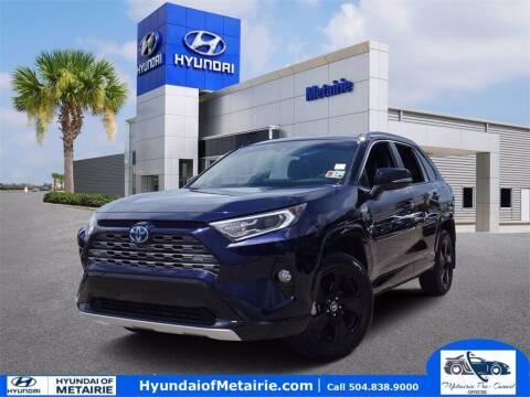 2020 Toyota RAV4 Hybrid for sale at Metairie Preowned Superstore in Metairie LA