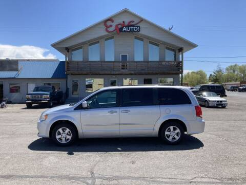 2011 Dodge Grand Caravan for sale at Epic Auto in Idaho Falls ID