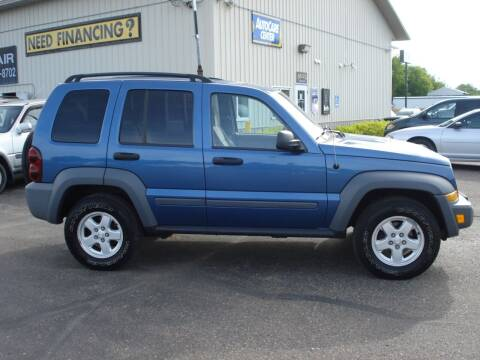 2005 Jeep Liberty for sale at North Star Auto Mall in Isanti MN
