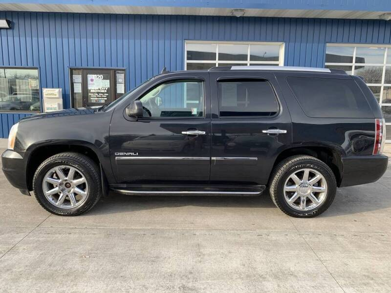 2012 GMC Yukon for sale at Twin City Motors in Grand Forks ND