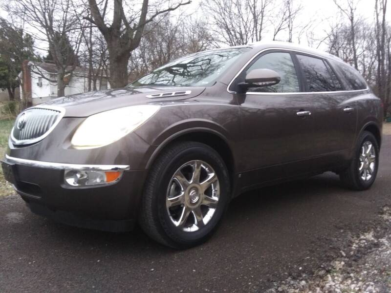 2008 Buick Enclave for sale at AC AUTOMOTIVE LLC in Hopkinsville KY