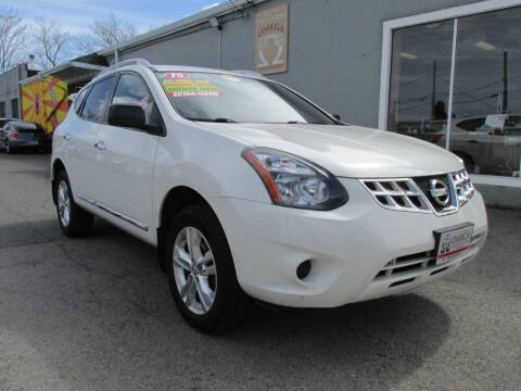 2015 Nissan Rogue Select for sale at Omega Auto & Truck Center, Inc. in Salem MA