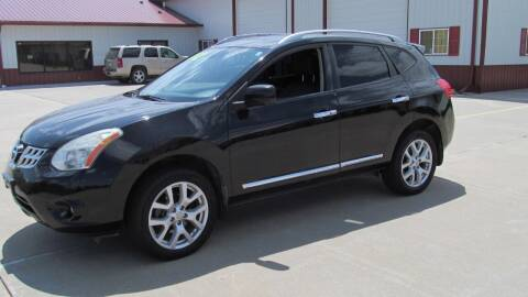 2012 Nissan Rogue for sale at New Horizons Auto Center in Council Bluffs IA