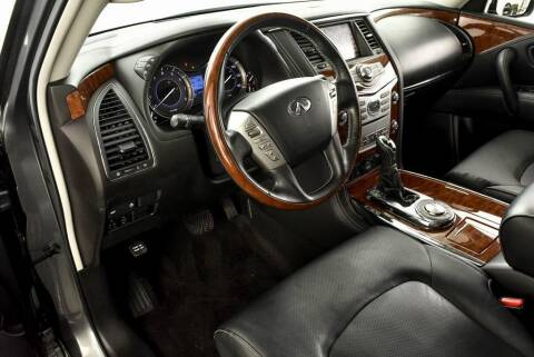2019 Infiniti QX80 for sale at CU Carfinders in Norcross GA