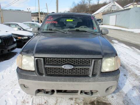 2001 Ford Explorer Sport for sale at FERNWOOD AUTO SALES in Nicholson PA