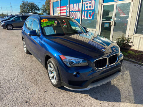 2015 BMW X1 for sale at Lee Auto Group Tampa in Tampa FL