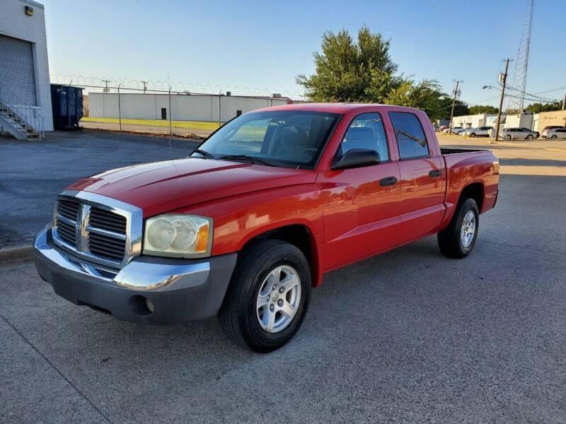 2005 Dodge Dakota for sale at DFW Autohaus in Dallas TX