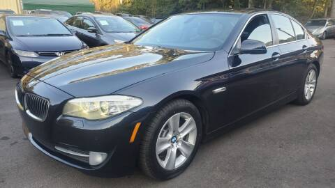 2012 BMW 5 Series for sale at GA Auto IMPORTS  LLC in Buford GA