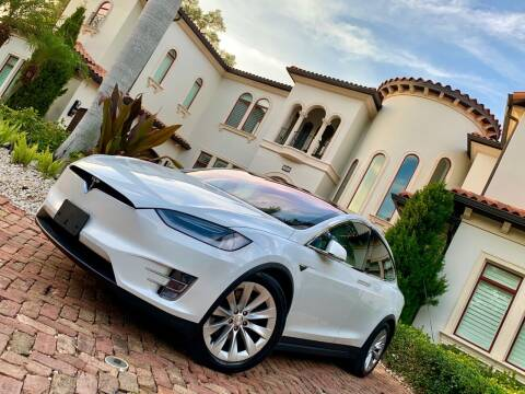 2017 Tesla Model X for sale at Mirabella Motors in Tampa FL