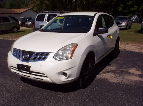 2013 Nissan Rogue for sale at LAKESIDE MOTORS LLC in Houghton Lake MI