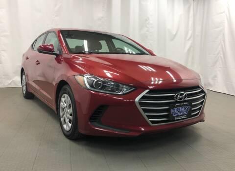 2017 Hyundai Elantra for sale at Direct Auto Sales in Philadelphia PA