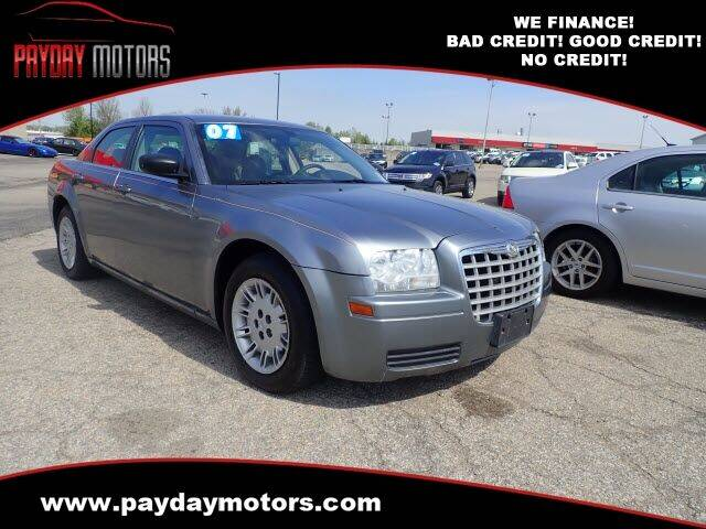 2007 Chrysler 300 for sale at Payday Motors in Wichita And Topeka KS