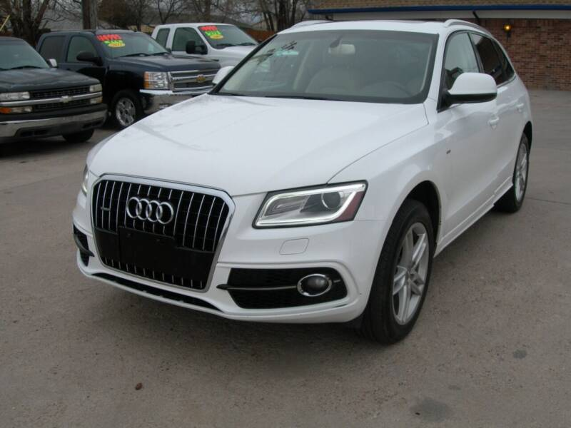 2013 Audi Q5 for sale at Springs Auto Sales in Colorado Springs CO