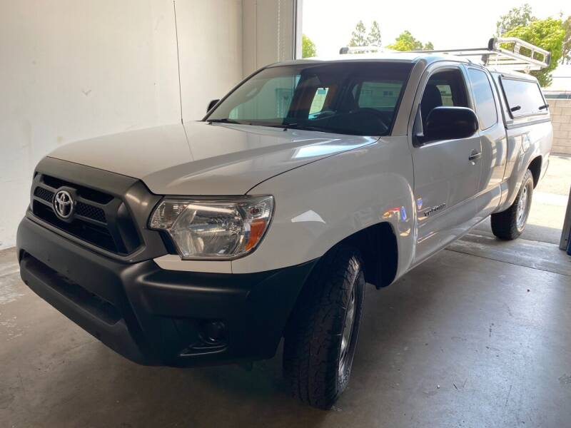 2015 Toyota Tacoma for sale at Cars4U in Escondido CA