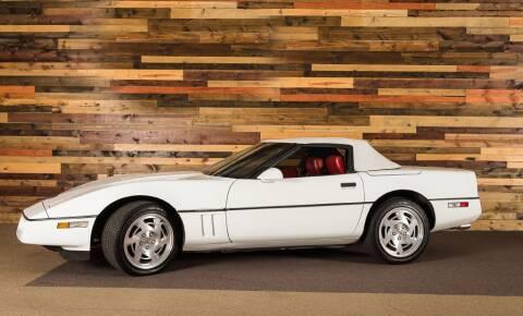 1990 Chevrolet Corvette for sale at AutoSmart in Oswego IL