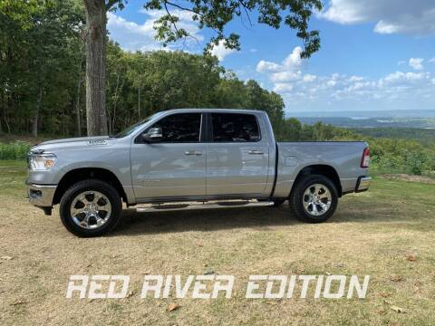2019 RAM Ram Pickup 1500 for sale at RED RIVER DODGE - Red River of Malvern in Malvern AR